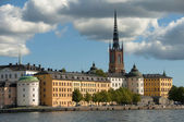 Postcard from Sweden 5 — Stock Photo