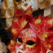 Foto Stock: Venetimasks