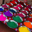 Stock Photo: Colours of India