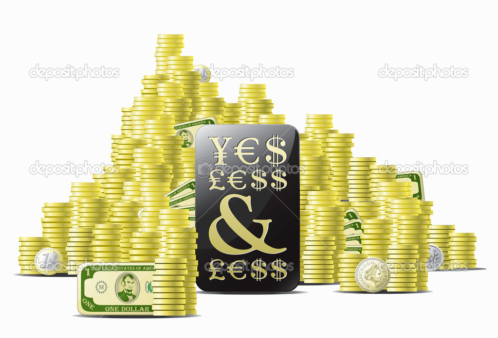 Financial independence — Stock Photo #6747030