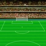 Football stadium — Stock Photo #6829308