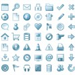 Web icon set - Stockvektor