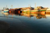 Port de Toamasina à Madagascar — Stock fotografie