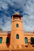 Le minaret de la mosquée d'Antsirabe — Photo