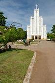 Cathedral, Majunga — Stock Photo