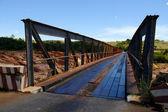 Le fameux pont de Betsiboka — Stock fotografie