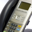 Modern IP Handset — Stock Photo