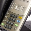Modern IP Handset - Stock Photo