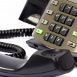 Modern IP Handset — Stock Photo #6897642