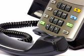 Современные IP телефонов — Стоковое фото