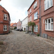 Stock Photo: Ribe city, Denmark