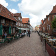 Ribe city, Denmark — Stockfoto