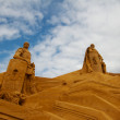 Royalty-Free Stock Photo: Sand statue festival