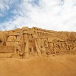 Sand statue festival — Stock Photo #6820969