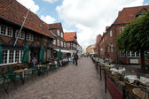 Ribe city, Denmark — Stock Photo
