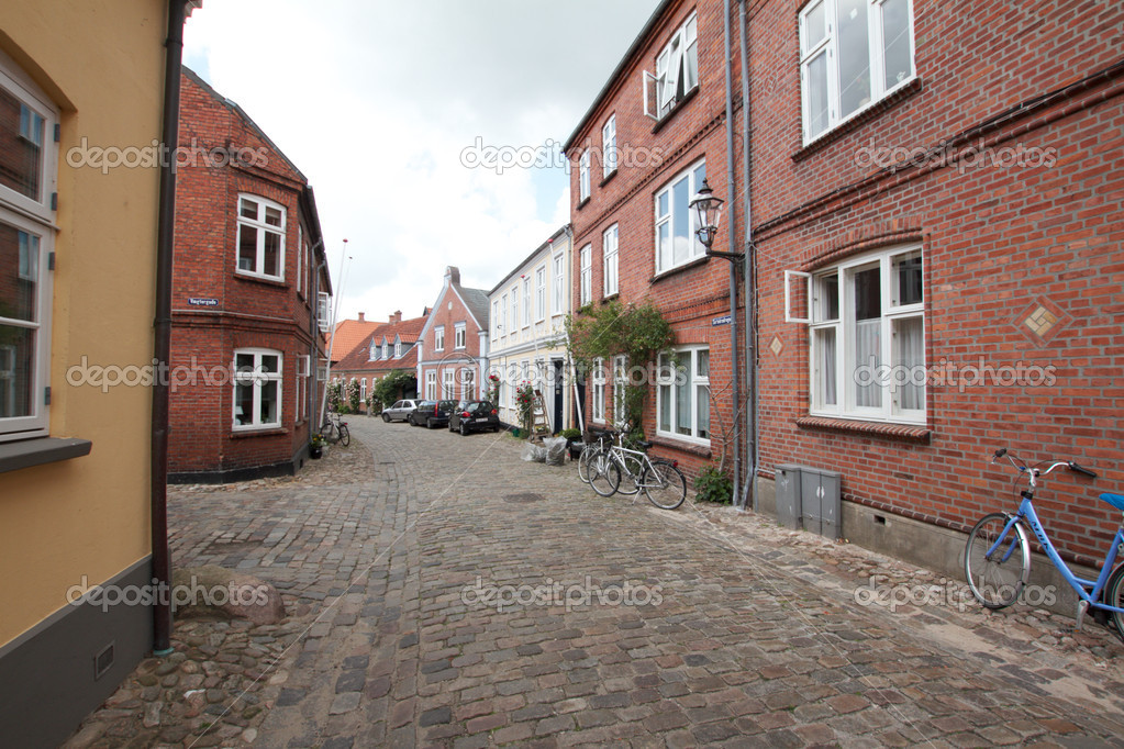Ribe Denmark  Stockfoto #6820074