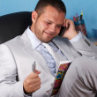 Business man — Stock Photo