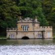 New millerdam boathouse — Stock Photo