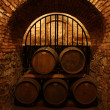 Wine cellar — Stock Photo #6870655