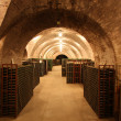 wine cellar — Stock Photo