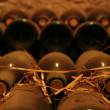 Wine bottles — Stock Photo #6870897