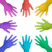 Colores unidos-30 — Foto de Stock