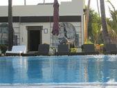 Resort zanzibar — Foto Stock
