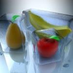 Frozen fruits — Stock Photo #7114230