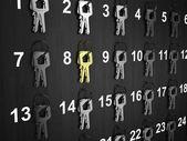 Huis sleutels — Stockfoto