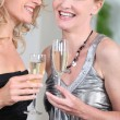 Women partying — Stock Photo #7374006