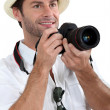 Photographer — Stock Photo #7375394