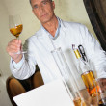 Wine expert — Stock Photo