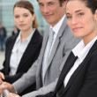 Businessteam — Stock Photo #7427055