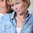 Portrait of a couple — Stock Photo #7548843