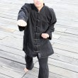 Stock Photo: Tai Chi teacher