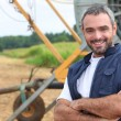 Stock Photo: Farmer
