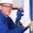 Electrician — Stock Photo #7692351