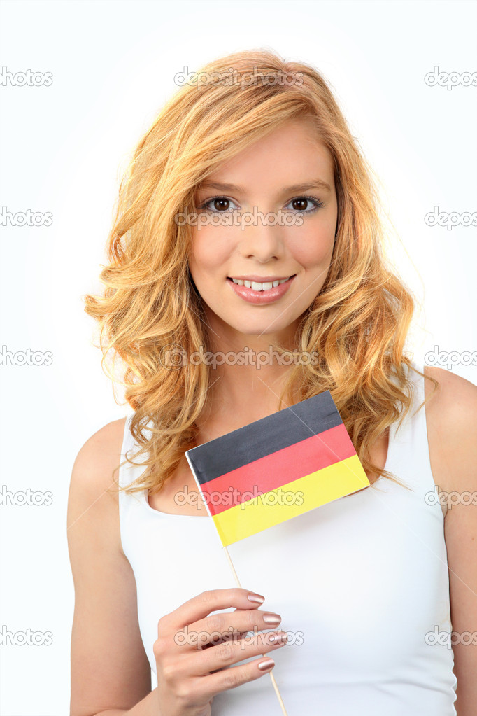 Hot teen pretty german