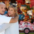 Stock Photo: Fun fair
