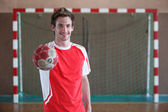 Handball — Stock Photo