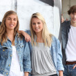 Stock fotografie: Teenagers