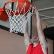 Royalty-Free Stock Photo: Slam dunk