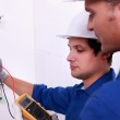 Electricians — Stock Photo #7903806
