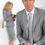 Confident male executive — Stock Photo #7905236
