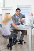 Business appointment — Stock Photo