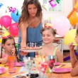 Child party — Stockfoto