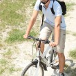 Mountain biking — Stock Photo #7915922