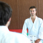 Martial arts — Stock Photo