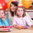 Birthday party — Stock Photo #7943513