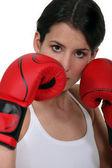 Erkek boxer — Stok fotoğraf